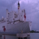 Military Hospital Ship in Guatemala